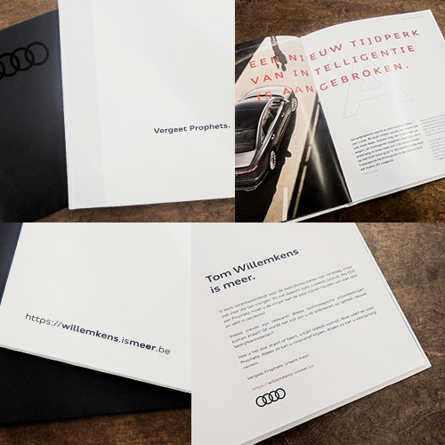 The personalised book for CEOs