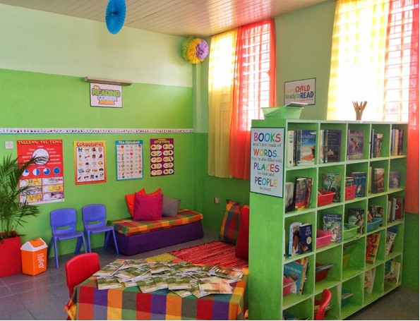 Gutter Village Rehabilitation Centre, Commonwealth of Dominica.