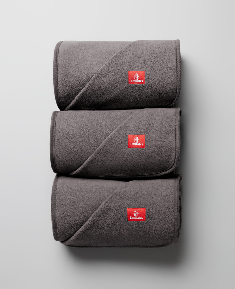By the end of 2019, Emirates ecoTHREAD™ blankets would have rescued 88 million plastic bottles from landfills– equivalent to the weight of 44 A380 aircraft.