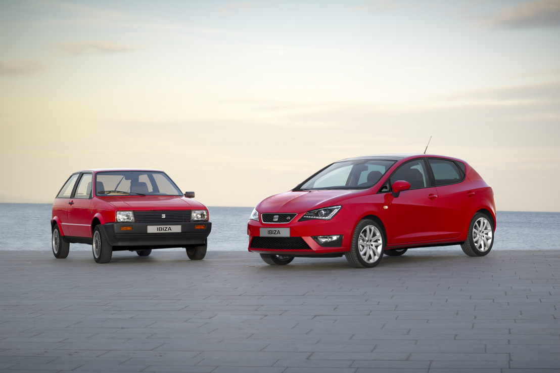 SEAT Ibiza: the history of a Spanish icon
