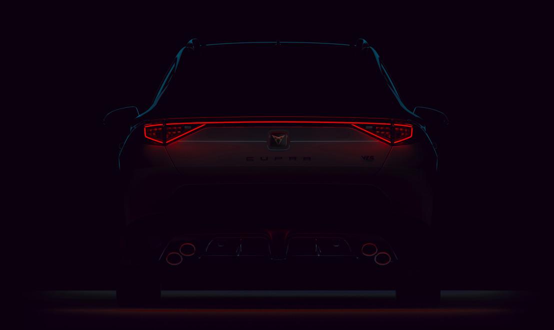 CUPRA Formentor VZ5 : l'expression maximale des performances de combustion pour les passionnés de voitures