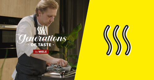 HeadOffice gives family recipes a contemporary twist for Miele
