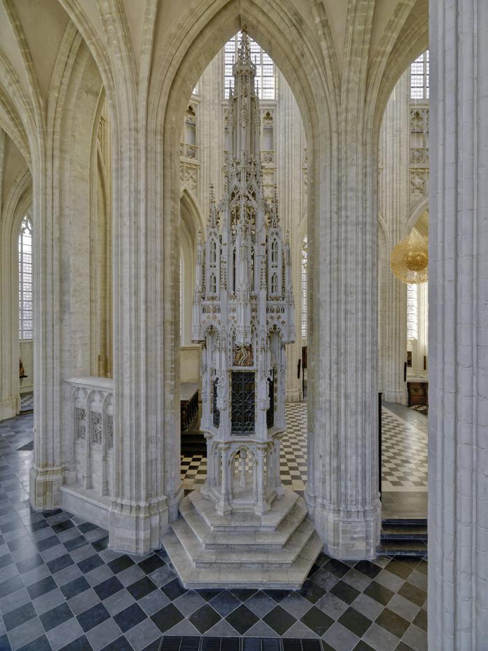Toptentoonstelling 'Tussen Hemel en Aarde – Beleef Het Laatste Avondmaal van Bouts' opent in Leuvense Sint-Pieterskerk
