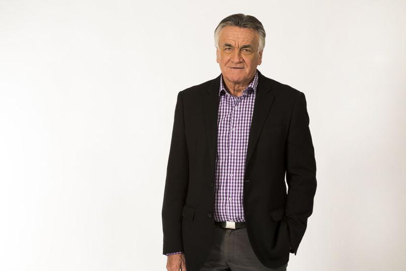 Host, Barrie Cassidy