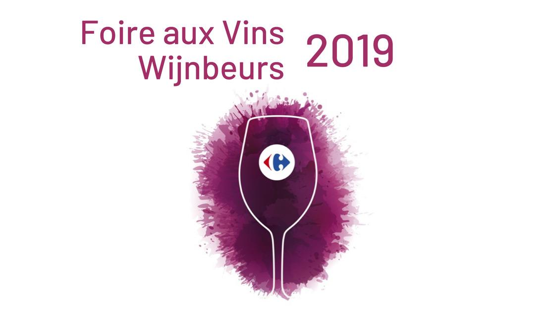 De Wijnbeurs van Carrefour: de mooiste selectie wijnen door onze experts op maat van onze klanten