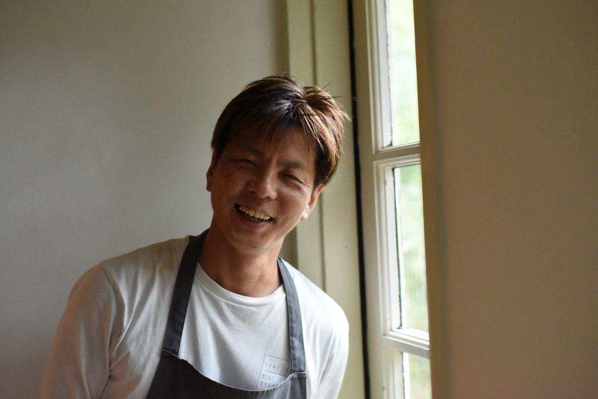 Chef Kanji Kobayashi - winner We