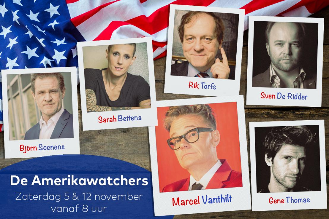 De Amerikawatchers op Radio 2