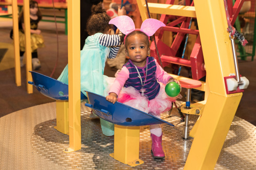 Children's Museum of Atlanta offers spook-tacular October programming
