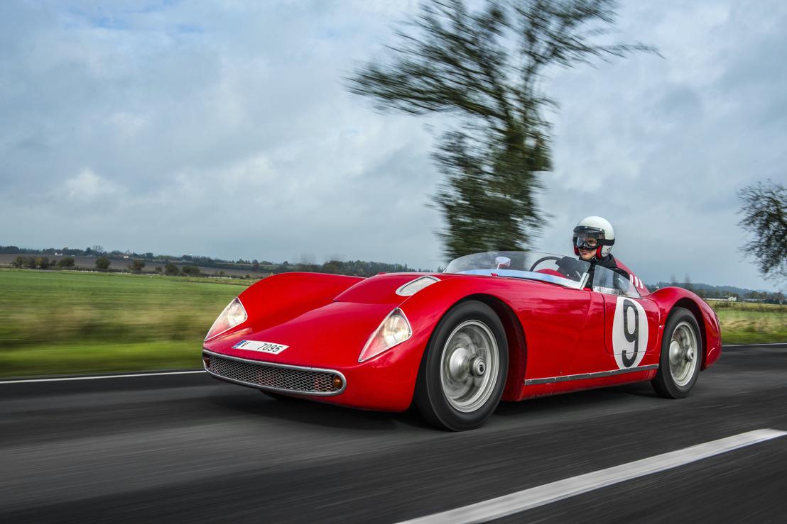 Charismatic racing car: 60 years of ŠKODA 1100 OHC