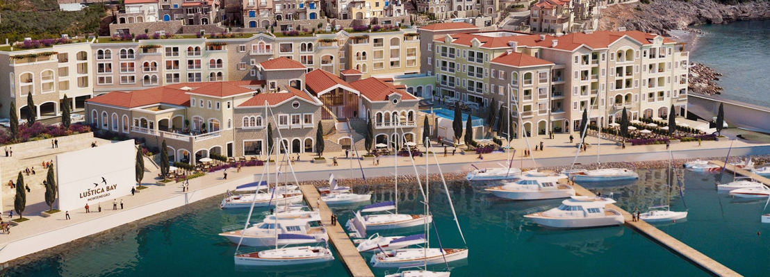 Luštica Bay : BESIX va développer et construire le Chedi Hotel Montenegro en partenariat