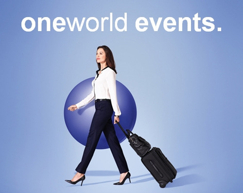 Major upgrades to oneworld events unveiled