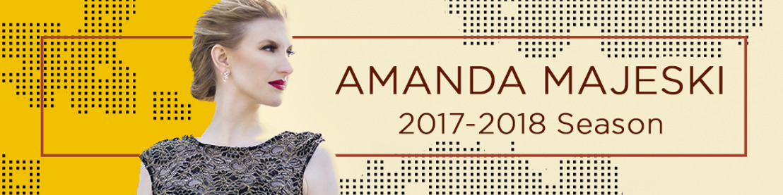 Amanda Majeski Announces her 2017-2018 Season