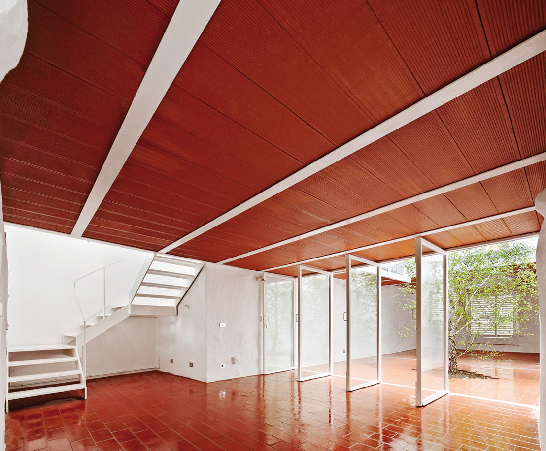 Emerging Architect Winner - Luz House (c) Jose Hevia
