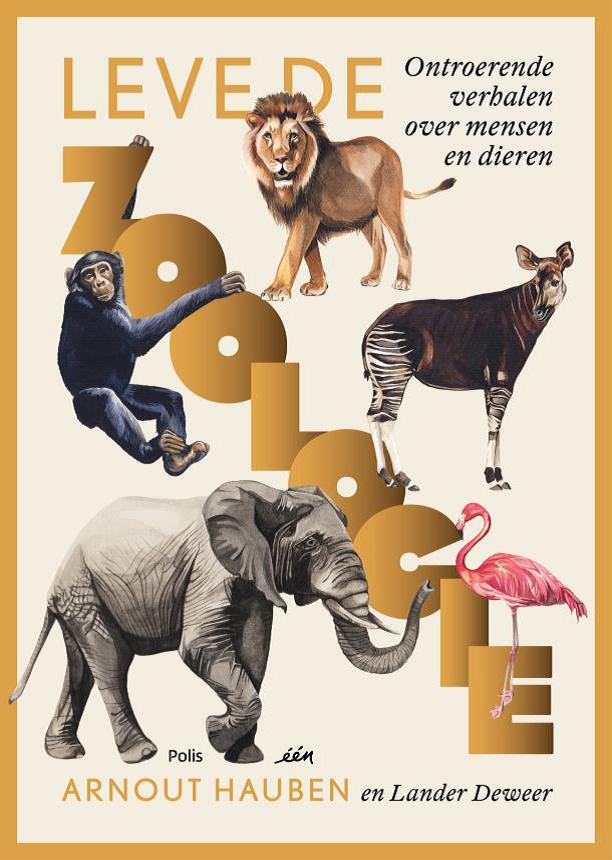 LEVE DE ZOOLOGIE! – het boek bij de tv-reeks