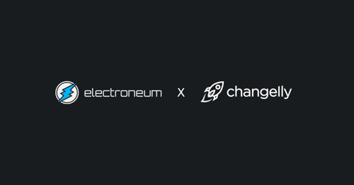 Changelly opens the world for Electroneum users