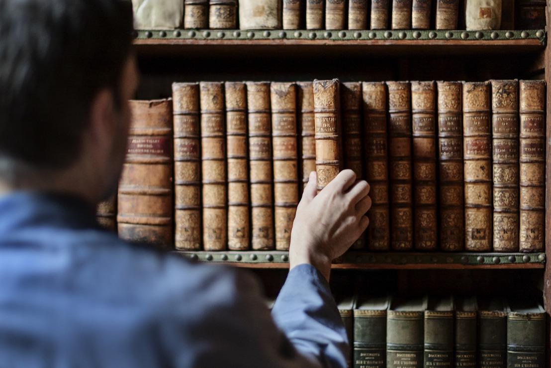 Stad Antwerpen en Google brengen meer dan 100.000 boeken online