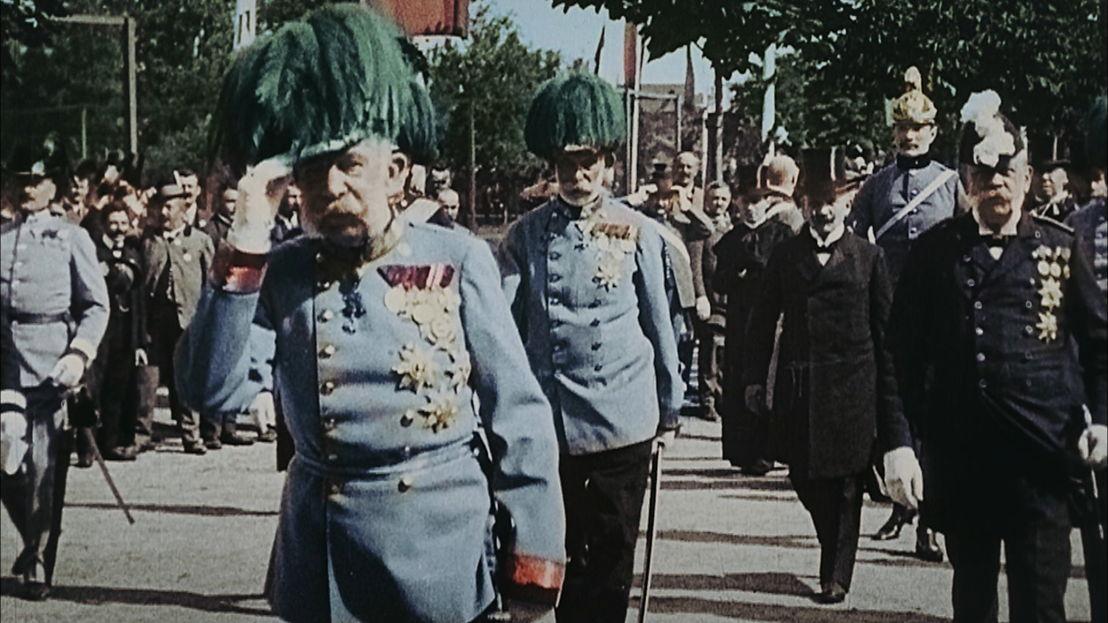 Apocalypse WW I - aflevering 1: De Oostenrijkse keizer Franz Josef - (c) View Communications