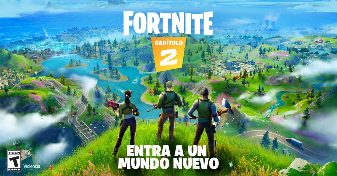 ¡Fortnite estará presente en Argentina Game Show con un espectacular stand!
