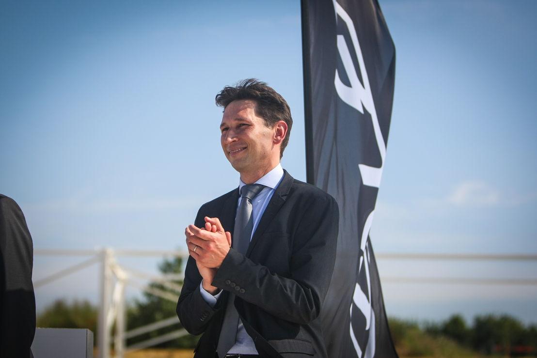 Timothy Manuel, Managing Director Toyota & Lexus Belux