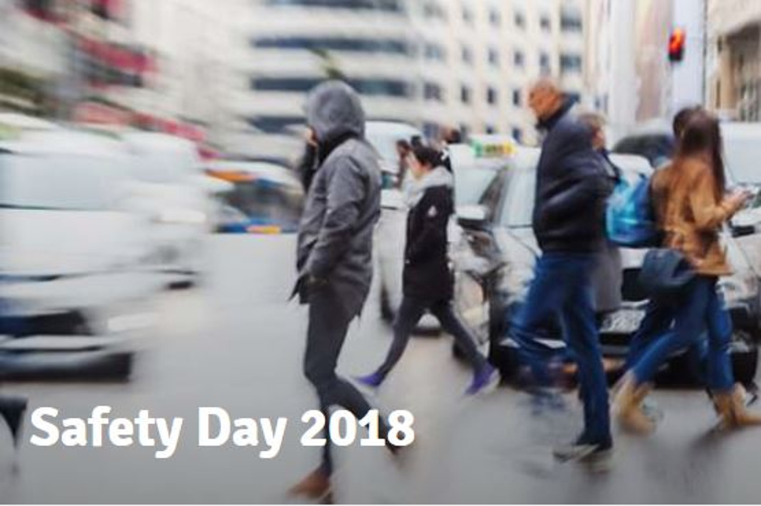 Safety Day: 18 oktober 2018
