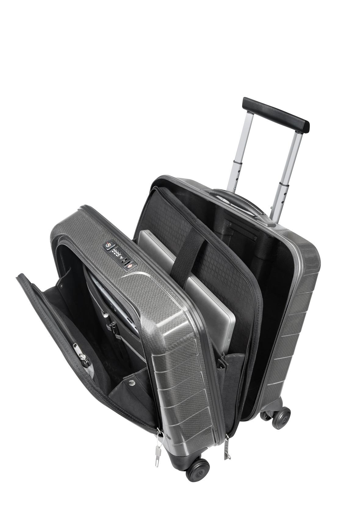 Des bagages astucieux et ultra pratiques pour les hommes/femmes d'affaires
