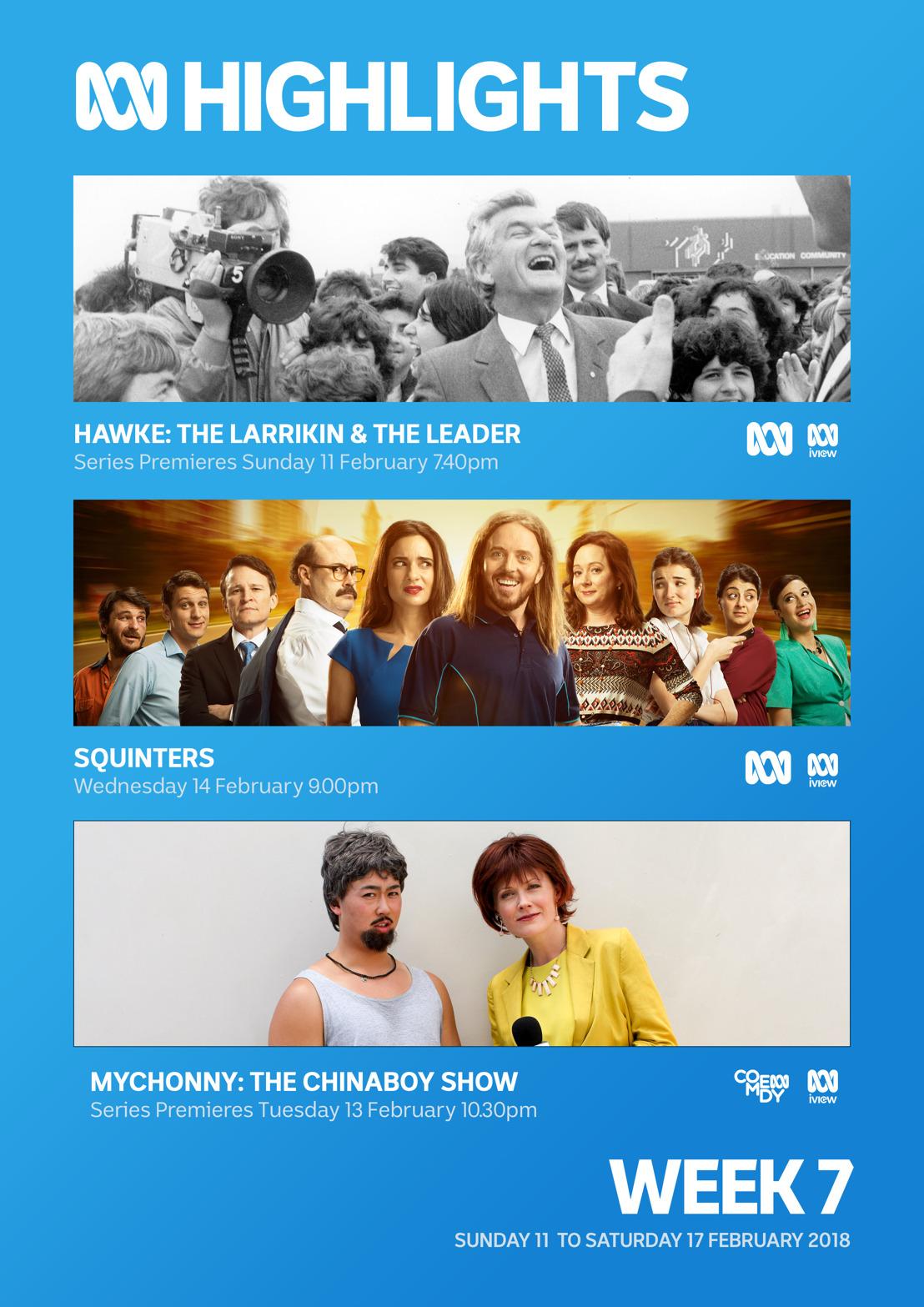ABC TV Program Highlights - Week 7