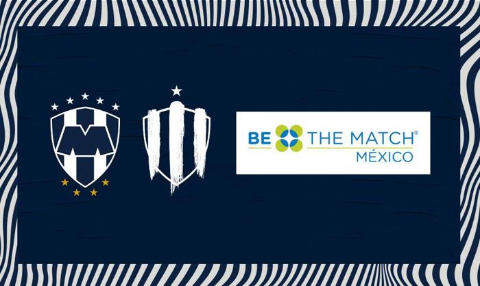 ¡Con la camiseta bien puesta, Be The Match® México y Rayados de Monterrey unen fuerzas para salvar vidas!