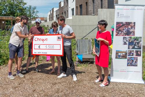 Preview: Den Draad uit Gentbrugge bekroond tot Buurtmaker door het Delhaize Fonds