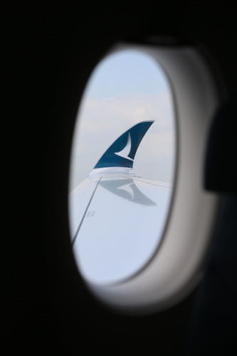 Cathay Pacific releases combined traffic figuress for February 2016