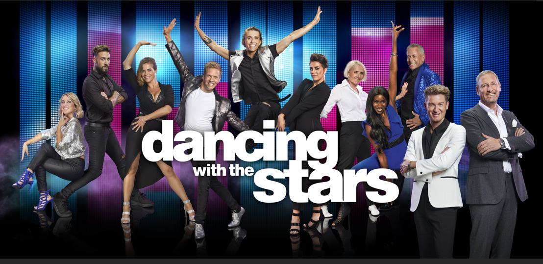 Dancing with James, Elodie, Fabrizio, Ian, Karen, Kat, Leen, Peter en Sien