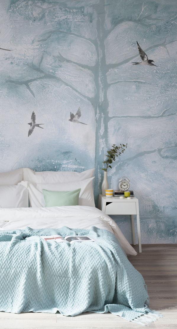 Tree Tops Blue - Lifestyle