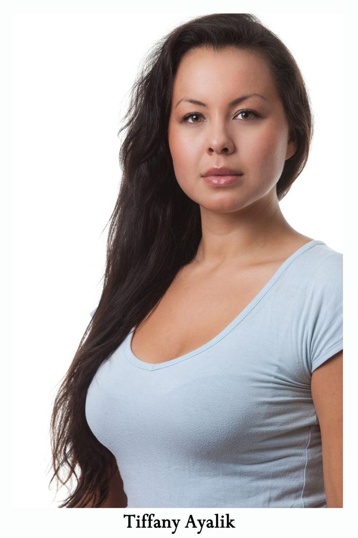 Tiffany Ayalik (Zhaboonigan Peterson)