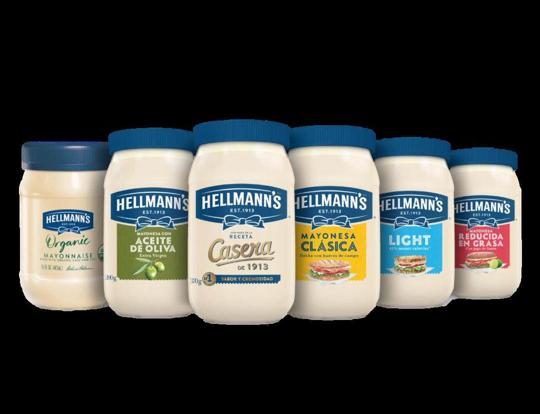 Descubre el auténtico sabor Hellmann's®