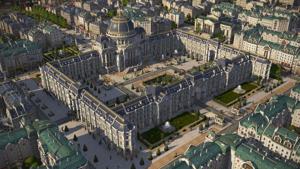 Paläste der Macht lässt Spieler glorreiche Paläste bauen