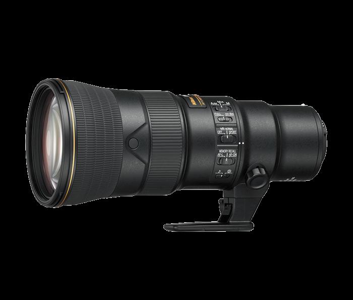 Nikon lance l'AF-S NIKKOR 500mm f/5.6E PF ED VR, un super téléobjectif compatible avec le format FX Nikon