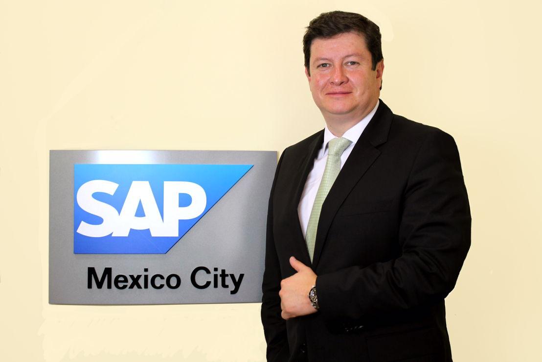 Rafa Sánchez, presidente de SAP México