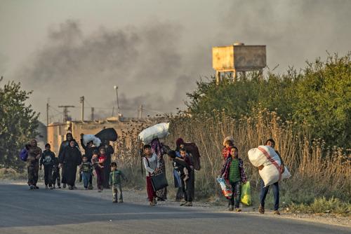 Artsen Zonder Grenzen schort noodgedwongen werkzaamheden op in Noordoost-Syrië