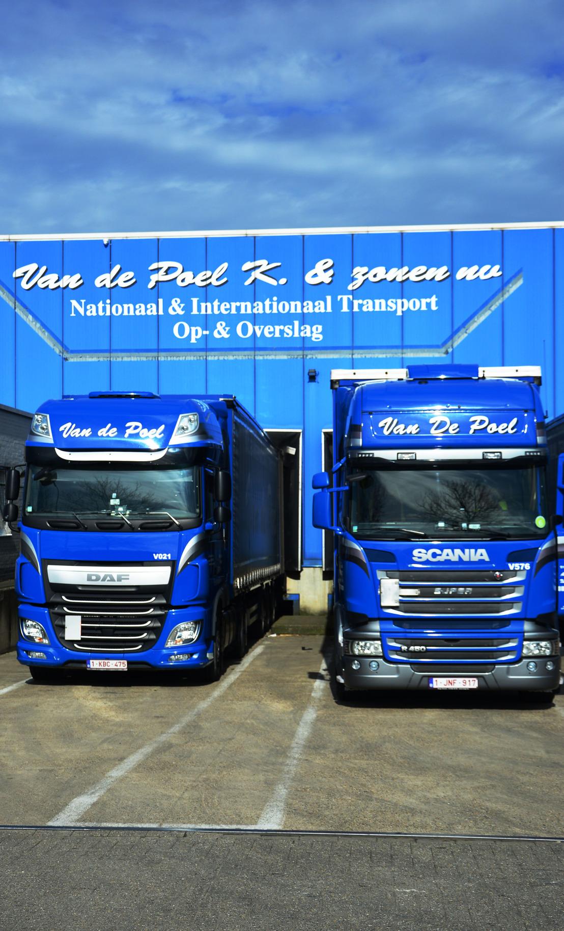 Van de Poel en DKV vieren 20-jarig partnerschap