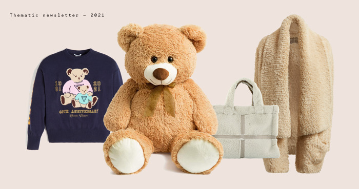 Today is Teddy Bear Day: cuddle the day away!