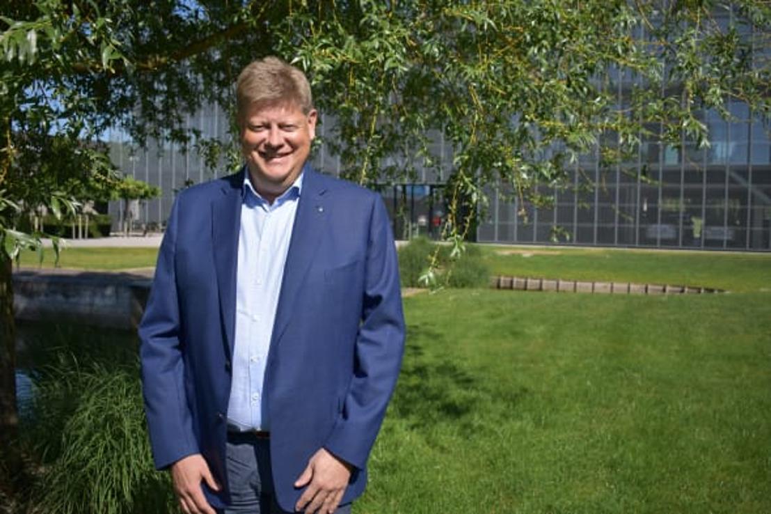 Hans Boels wordt voorzitter Voka Zuid-West-Vlaanderen