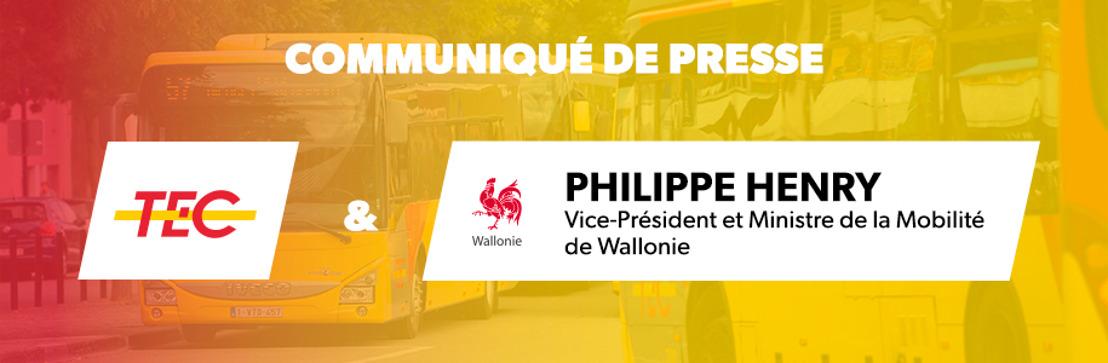 Du neuf pour la gare des bus de Wavre !