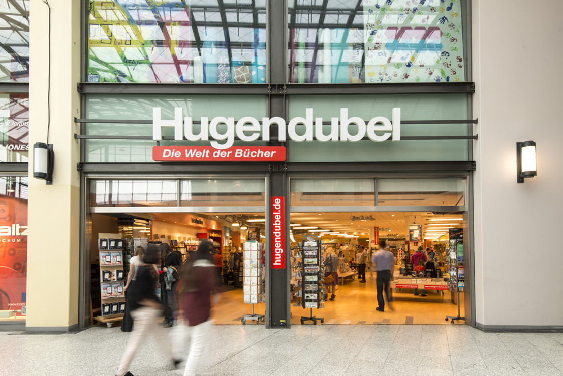 Hugendubel lässt Mietvertrag in Bochum auslaufen