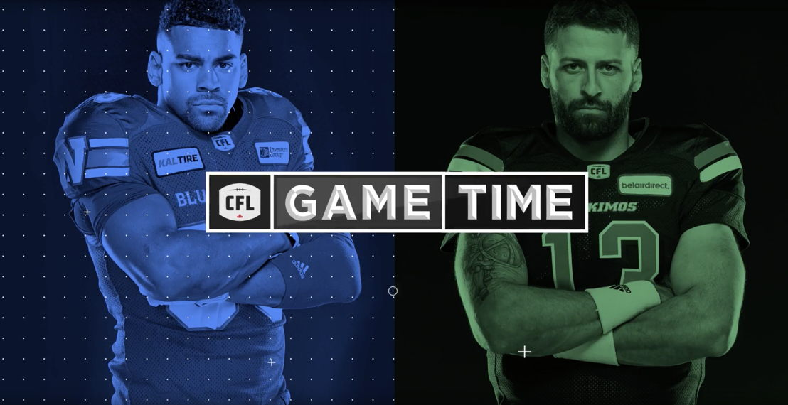 CFL Game Time will be in Winnipeg for the opening game of the season on Thursday night.