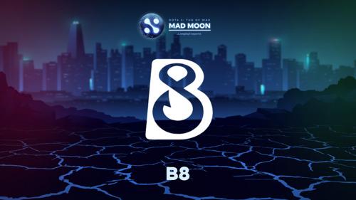 B8 сыграют на WePlay! Mad Moon