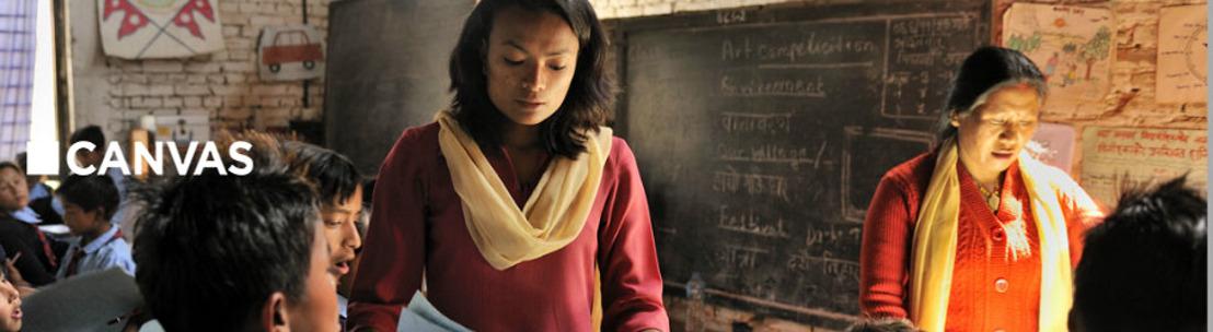 Canvas programmeert documentaire Brick by brick naar aanleiding van aardbeving in Nepal