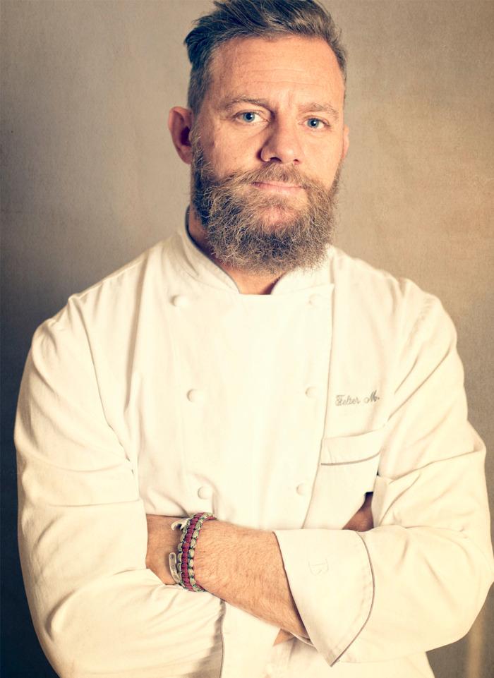 L'affumicatura si fa gourmet con lo chef Matteo Felter