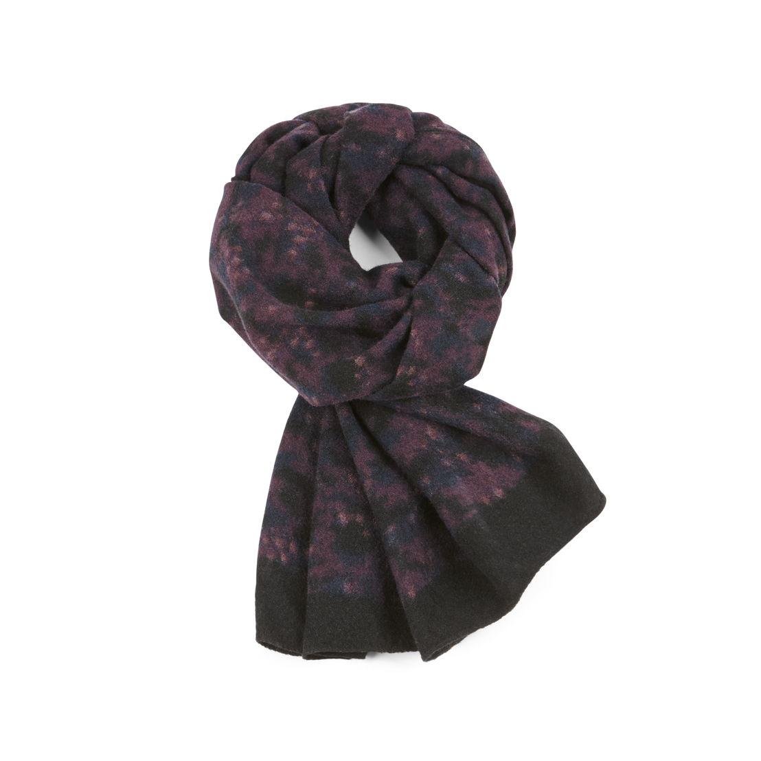 Woven Wool Soft Camo
