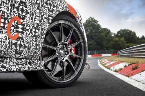 Hyundai annuncia la i30 N Project C in edizione limitata
