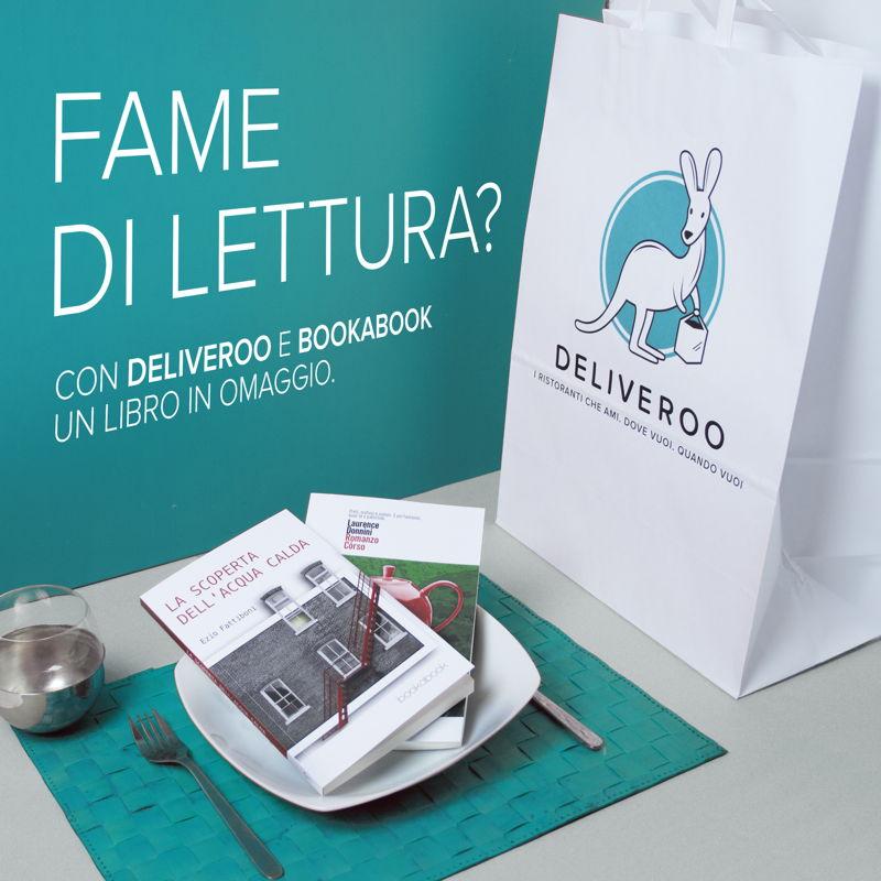 Deliveroo & Bookabook