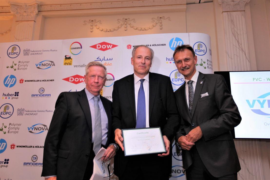 Best Polymer Producers Awards PVC - Vynova